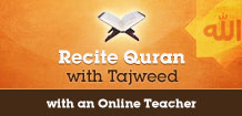 Quran Tajweed Online Classes
